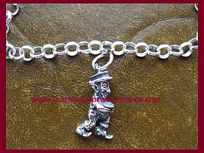 Ready Made Leprechaun Charm Bracelet