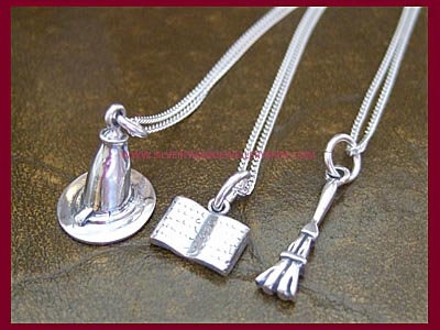 Witchy Charm Necklaces 6