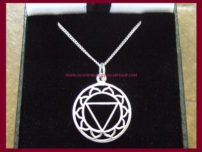Chakra Necklace - Power