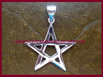 Simple Pentagram Pendant