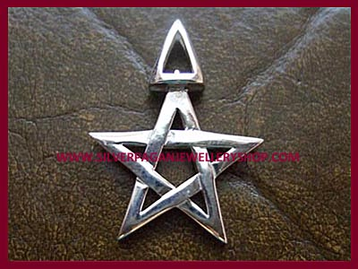 3rd Degree Pentagram Pendant - *2 SIZES*