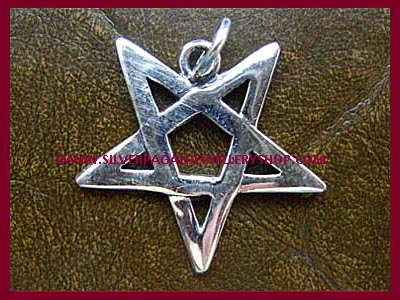 2nd Degree Pentagram Pendant
