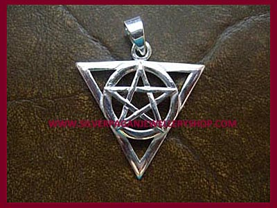 1st Degree Pentagram Pendant - *2 SIZES*