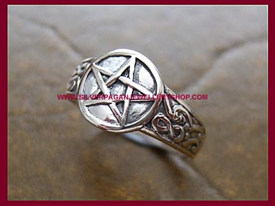Pentagram Ring 1 - **MORE STOCK SOON**