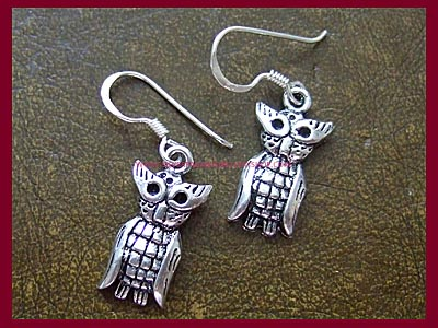 Owl Earrings MORE STOCK SOON