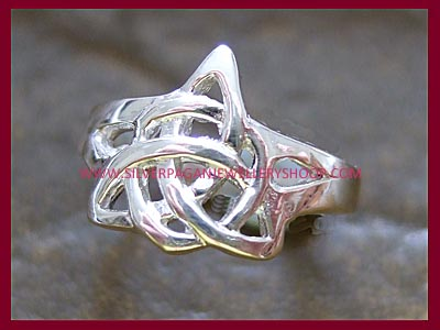Charmed Midi Ring or Toe Ring