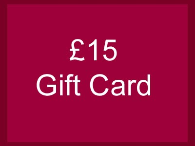 Gift Card £15