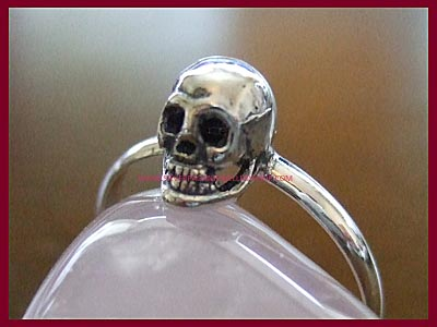 Skull Ring - Stackable