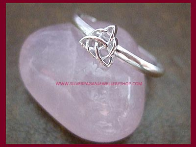 Charmed Ring - Stackable - Click Image to Close