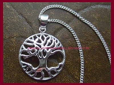 Tree of Life Pendant Necklace 1