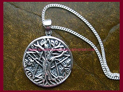 Tree of Life Pendant Necklace 2