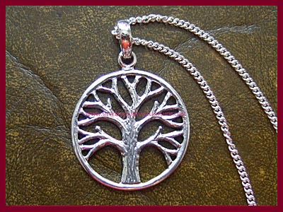 Tree of Life Pendant Necklace 3