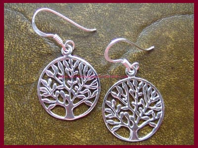 Tree of Life Earrings 4
