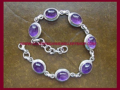 Amethyst Bracelet 2 **MORE STOCK SOON**