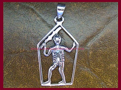 Cerne Abbas Giant Necklace
