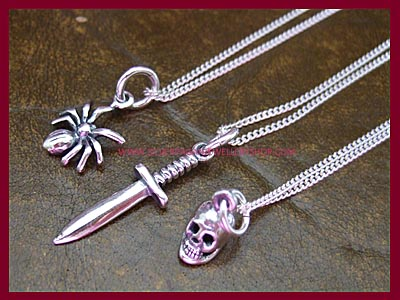 Witchy Charm Necklaces 2