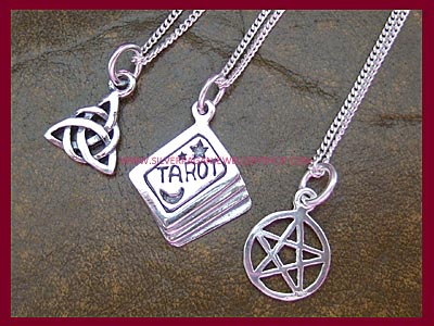 Witchy Charm Necklaces 3