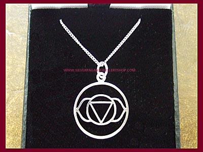 Chakra Necklace - Third Eye