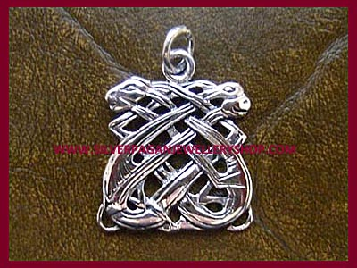 Celtic Hare Pendant **MORE STOCK SOON**