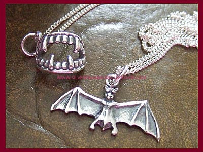 Witchy Charm Necklaces 1