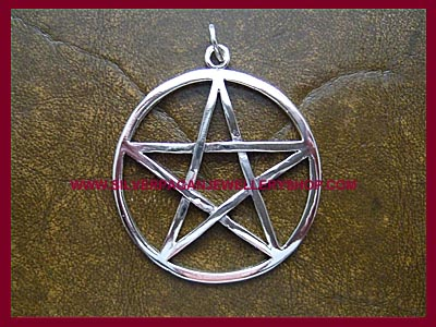 Pentagram Pendant (XL) *MORE STOCK SOON*