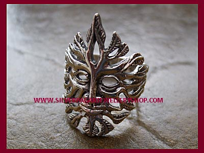 Greenman Ring