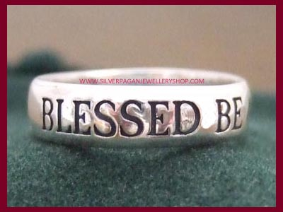Blessed Be Ring