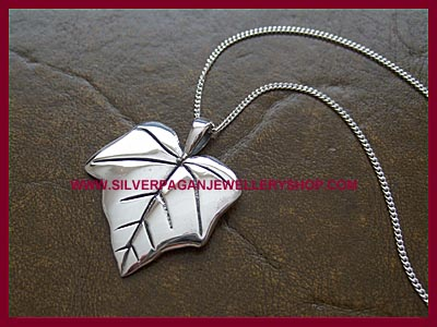 Ivy Leaf Pendant *MORE STOCK SOON*