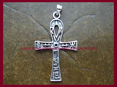 Ankh Pendant (Large) - Click Image to Close