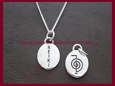 Reiki Pendant Necklace