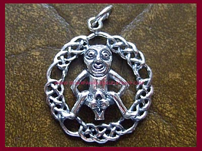 Sheela Na Gig Pendant - * More Stock Soon *