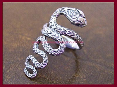 Snake Ring 1 **MORE STOCK SOON**