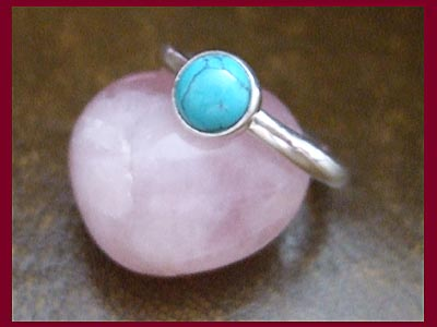 Stack Ring - Turquoise