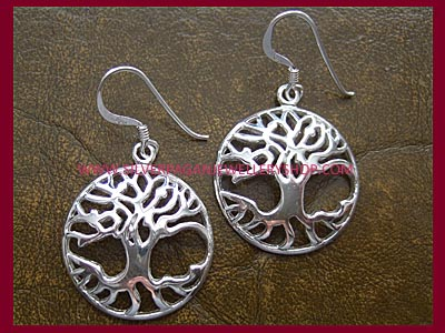 Tree of Life Earrings 1