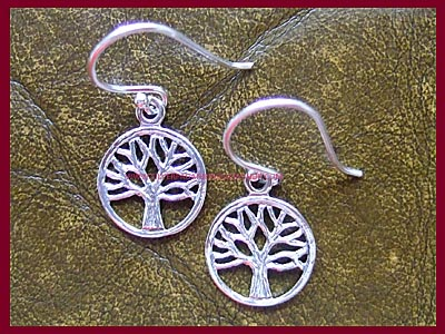 Tree of Life Earrings 3