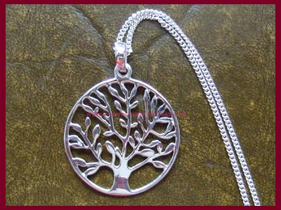 Tree of Life Pendant Necklace 4